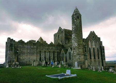 Katedralen med tårnet