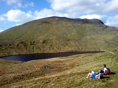 Høyeste fjell storbritannia